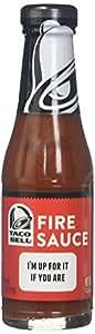 Taco Bell Restaurant Sauce - Fire - 7.5 Ounces