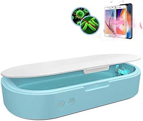 UV Esterilizador de la caja para auriculares Bluetooth para ...