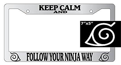 Naruto Ninja de mantener la calma y seguir su forma Chrome ...