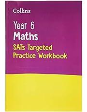 Collins Year 6 Maths KS2 SATs Targeted Practice Workbook