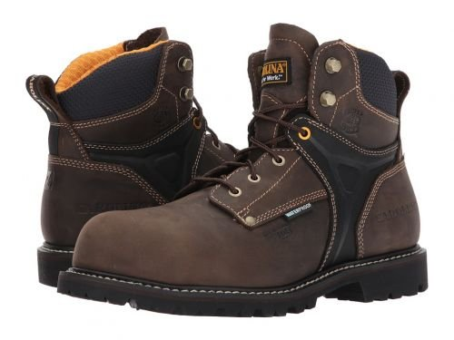 Carolina(カロライナ) メンズ 男性用 シューズ 靴 ブーツ 安全靴 ワーカーブーツ Hauler Lo 6
