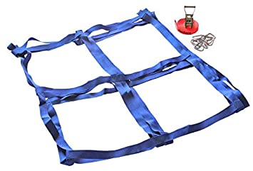 243bd063b Slackers 6ft Ninja Line Intro Kit + Ninja Cargo Net Combo Bundle ...