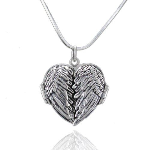 Angel Heart Locket - 2