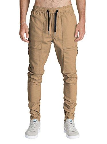 tan pants for men - 4