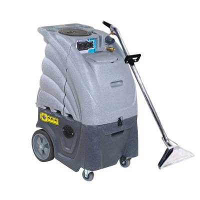 12 Gallon Tank Carpet Extractor with Dual Vacuum Motors 12 Gallon Carpet Extractor