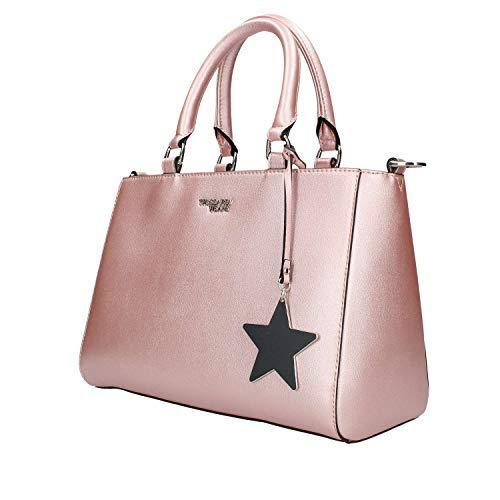 Jeans easy Trussardi Star Rose Charm LogoSac Cabas T Tote XwOP8n0k