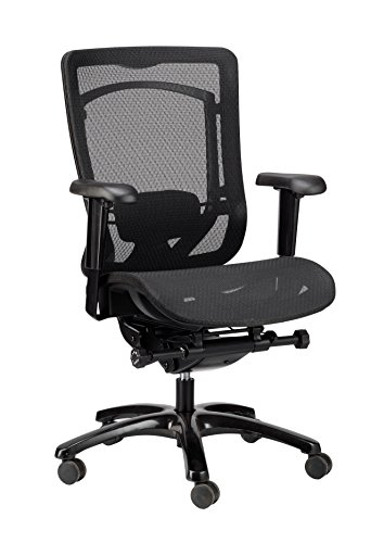 Eurotech Seating Monterey MMSY55 Mesh Seat & Back Chair, -