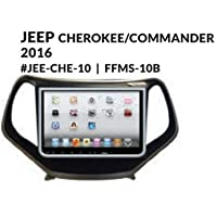 Jeep Cherokee/Commander 2016 Factory Multimedia System and Installation Kit w/GPS Bluetooth HD 1080P Video Player/Recorder WiFi USB SD Rear View