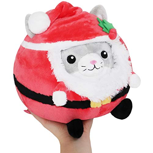- Squishable / Undercover Kitty in Santa - 7
