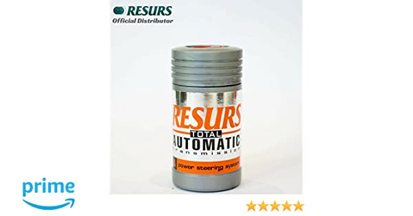 Amazon.com: RESURS Total 50 g Automatic Transmission Oil Additive/Gearbox Restorer/Gear Restorer/Automatic Gearbox Restorer/Automatic Transmission ...