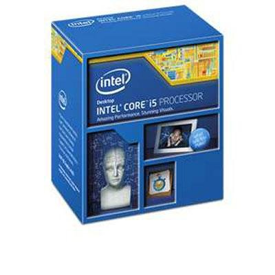 Intel Core i5-4570 3.2GHz LGA 1150 84W Quad-Core Desktop Processor Intel HD Graphics BX80646I54570