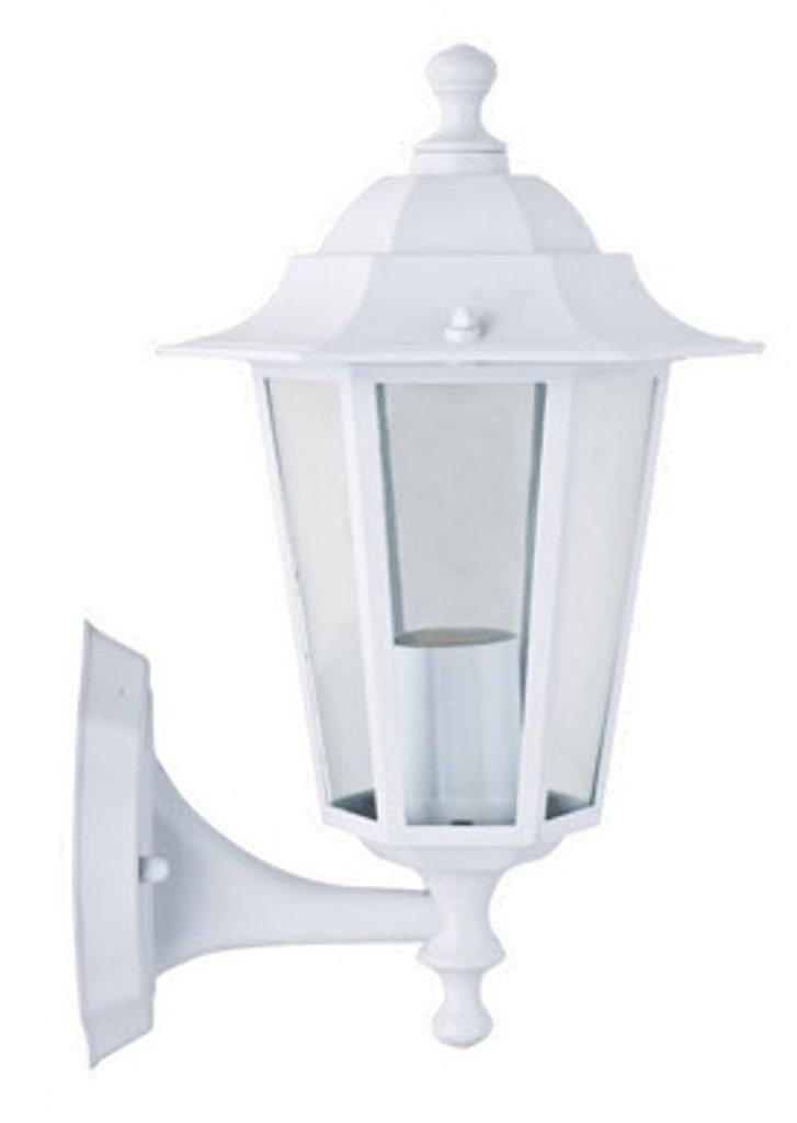 LED Wandleuchte Kingston für Außenbereich Wandlampe Aluminium 6Watt (schwarz) [Energieklasse A+] Dapo Leuchten