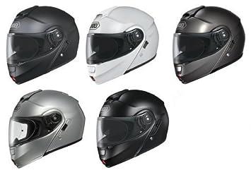 SHOEI NEOTEC - Casco para motocicleta, integrado, abatible, convertible jet, con visera