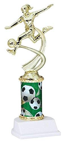 Soccer Column Trophys Trophies - 9