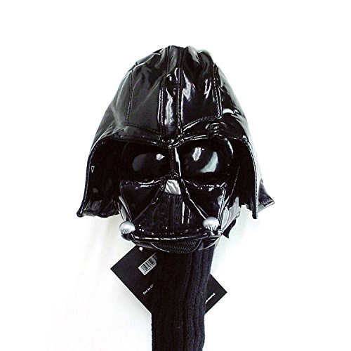 Golf Wood Cover (Hornungs Star Wars Character Woods Headcovers Darth)