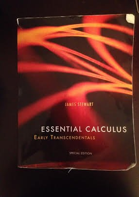Essential Calculus: Early Transcendentals (With Enhanced WebAssign) (Special Edition)