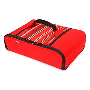 Rachael Ray Universal Thermal Carrier, Red