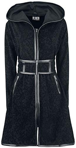 Sense Coat Mujer Abrigo Negro Innocent Dark Negro Txwzqq4