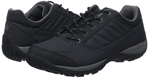 Homme Black Chaussures Randonnée Ruckel Ridge Noir Columbia City 010 Grey de Basses qEY8qw4
