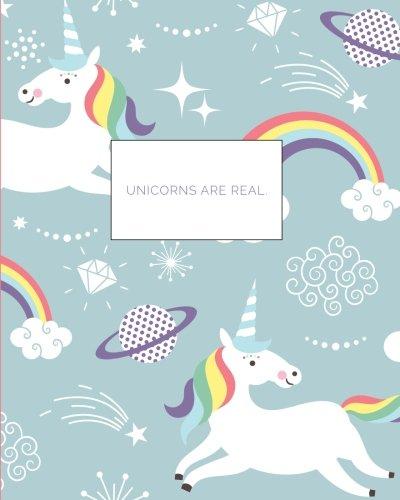 Download Unicorn Journal: Unicorns are Real: Unicorn Composition Book And Notebook PDF ePub book