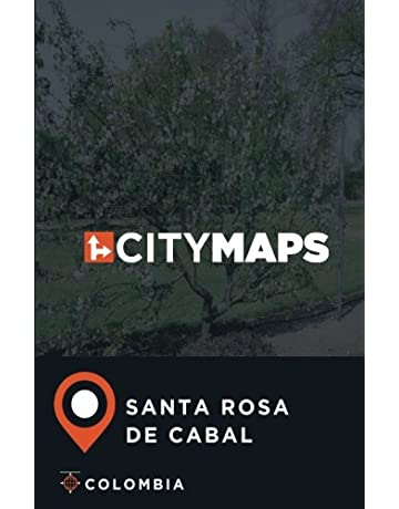 City Maps Santa Rosa de Cabal Colombia