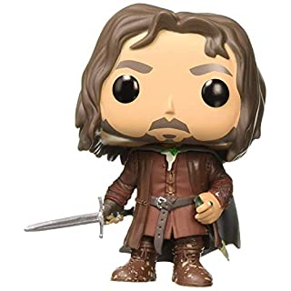 Funko POP! Movies: Lord of The Rings/Hobbit - Aragorn Collectible Figure