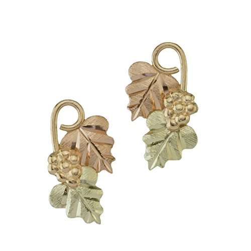 Black Hills Gold 10K Earrings from Coleman ()