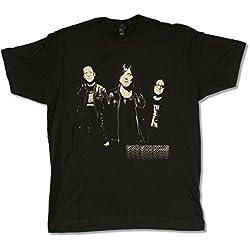 "Adult Goo Goo Dolls ""Shadow Photo Tour 2013"" Black T-Shirt (2X-Large)"
