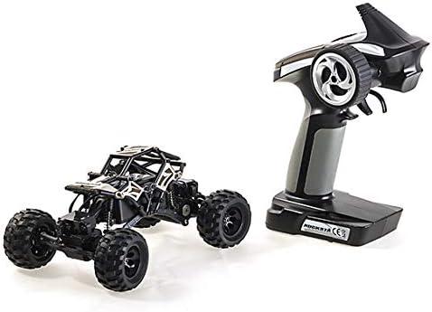 HobbyKing Basher RockSta 1/24 4WS Mini Rock Crawler (RTR) (Metal Gears)