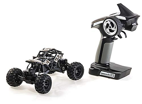 Best HobbyKing Basher RockSta 1/24 4WS Mini Rock Crawler (RTR) (Metal Gears)