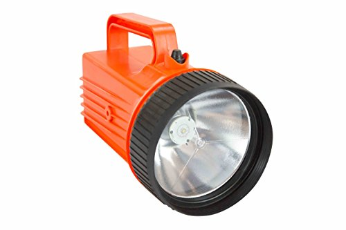 LED Waterproof Lantern - Explosion Proof Flashlight - MADE IN THE USA (Flashlight Led Proof Explosion)