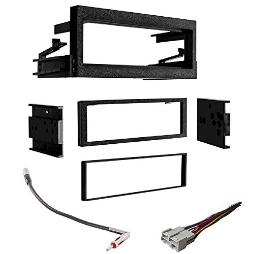 - Metra 99-3002 Single DIN Install Dash Kit for 1995-05 GM/Chevrolet Trucks