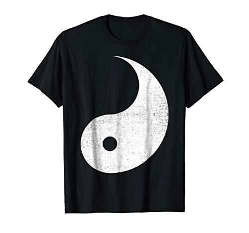 Halloween Shirt Yin And Yang Matching Couples White -