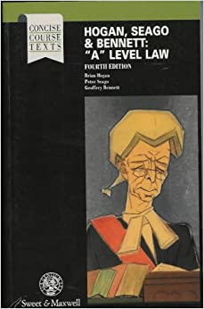 A-Level Law (Concise Course Texts)