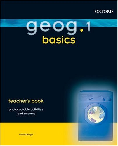 Geog.123: Teacher's Book Pt. 1: Anna King: 9780199134410: Amazon ...