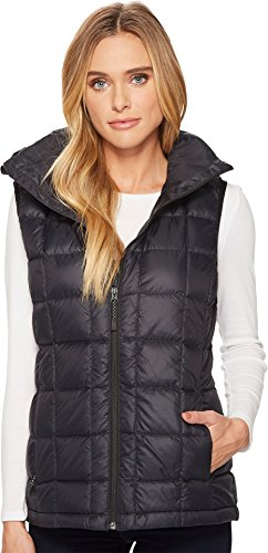 Burton Women's Ak Squall Vest, True Black, X-Small