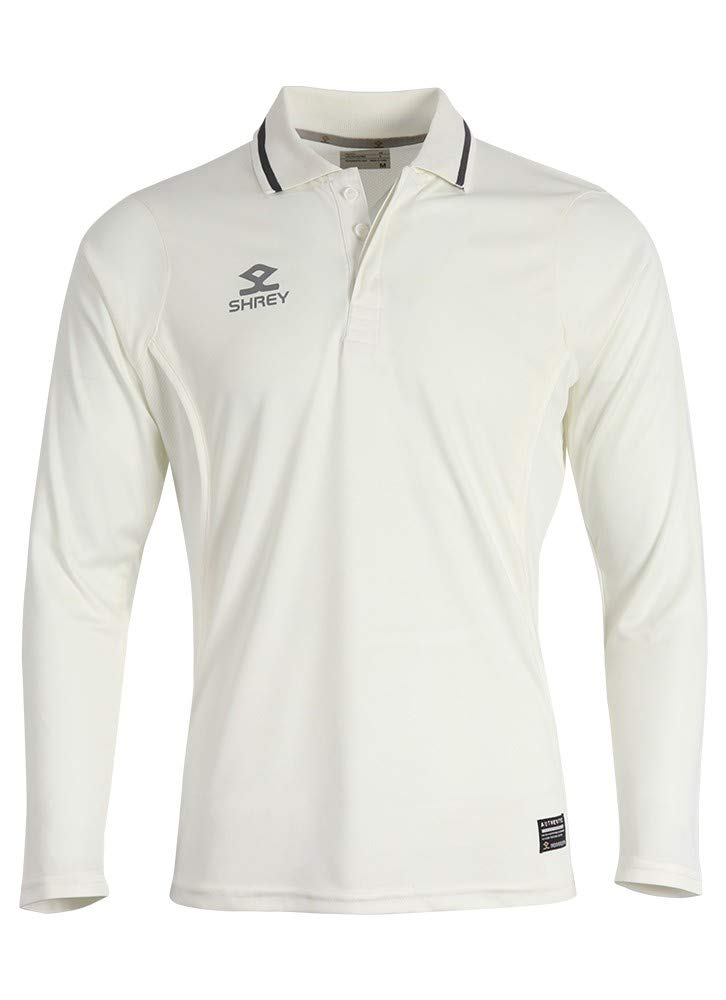 Shrey Cricket.Premium Shirt L/S - L (B07XRVZW4W) Amazon Price History, Amazon Price Tracker