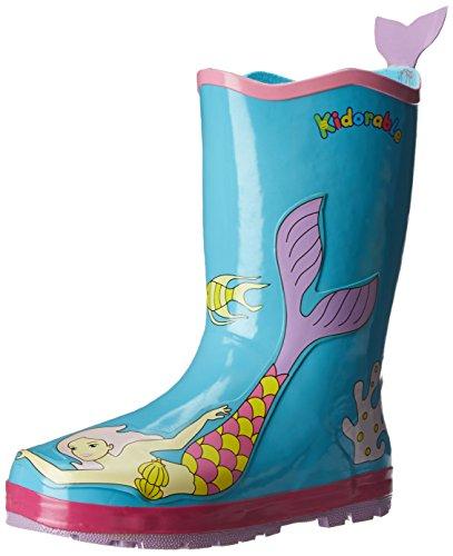 KIDORABLE Toddler Little Mermaid Rainboot product image