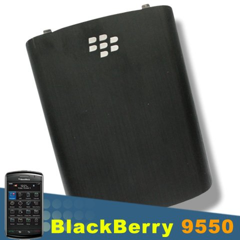 (OEM NEW Blackberry 9550 9520 Storm 2 Battery Cover Door)