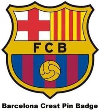 FC Barcelona Crest Pin Badge
