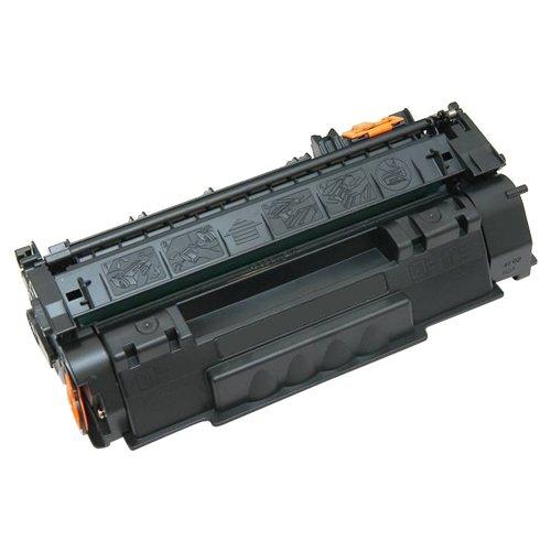 (Amsahr EP-87BK Canon EP-87BK/8170c/8180c Remanufactured Replacement Toner Cartridge, Black)