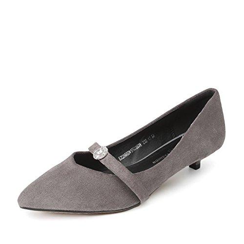 PUMPS Damenschuhe,Wies Niedrig Geschnittene Dünne Schuhe B