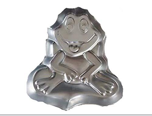 Wilton Cake Pan: Frog (502-1816, 1979)