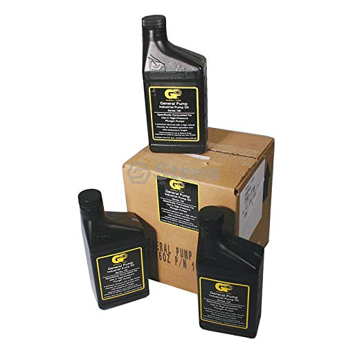 General Pump 758-115 Pressure Washer Pump Oil, Black by General Pump