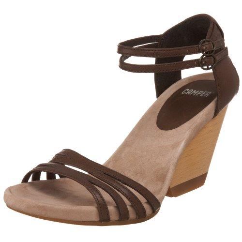 Camper - Zapatos de tacón Napier Brown