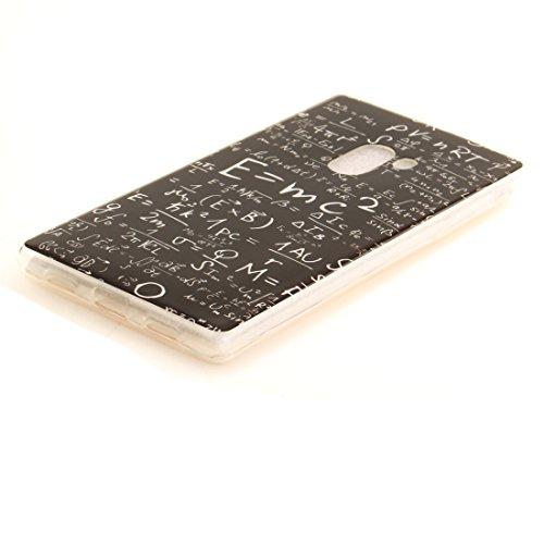 Xiaomi De equation Couverture Mi De Antichoc Cas Motif Résistant Hozor Souple Silicone Fit Slim Transparent TPU Bord Arrière Scratch Peint Protection Téléphone En Cas Mix RAwnvSdq