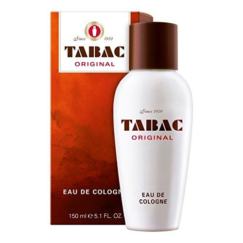 (Maurer and Wirtz Tabac Original Eau de Cologne Splash for Men, 5.1 Ounce)
