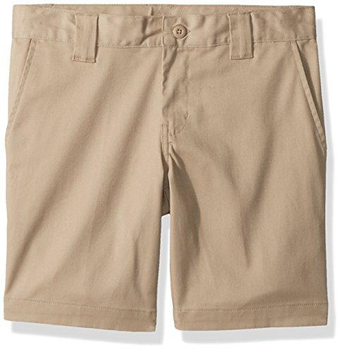 - Classroom Uniforms Boys' Big Husky Stretch Slim Fit Short, Khaki, 12H