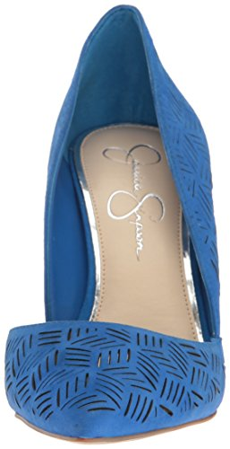 Jessica Simpson Women's Charie Pump Poppy Blue enjoy cheap online exclusive for sale new styles cheap online sale browse hc2uYIzkK