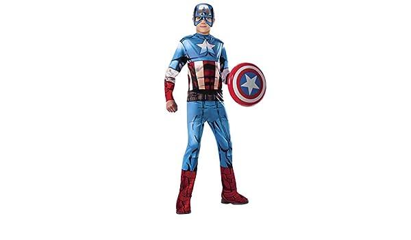 Disfraz Capitan America Aven Classic Infantil Los Vengadores Talla ...